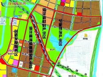 临朐龙山最新规划图