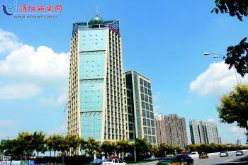 充满活力的潍坊国家高新技术产业开发区